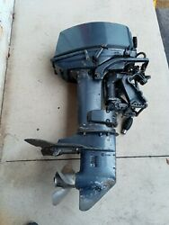 Yamaha 25 Hp Outboard Parts Or Fix