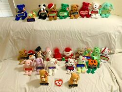 Beanie Babys All Colletion With Identificacion Tax. All New