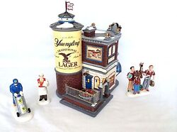 Yuengling Lager Beer Bar Tavern And Accessories Delivery Guy Waiter Bowling Champs