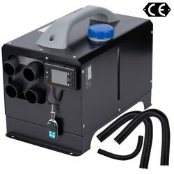 5000w 5kw 12v Diesel Air Heater 4 Holes All In One For Cars Trucks Motorhomes