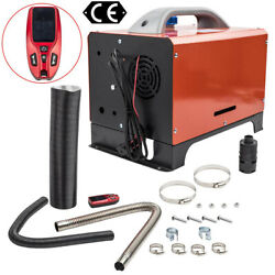 Air Parking Heater 12v 8kw One Hole All In One For Cars Trucks Boats Campervans
