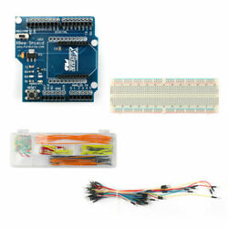 Bluetooth Shield V03 Wireless Control For Xbee+830 Point Breadboard+jumper Wires