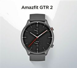 Smart Watch Amazfit Gtr2 Android Ios Sleep Monitor 14 Days Battery Pulsometer