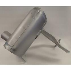 85999357 One 1 New Muffler Fits Ford Construction/industrial Models 555c 555d