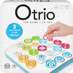 Marbles Otrio Strategy Based Board Table Game Adults Families Friends Kids Gift