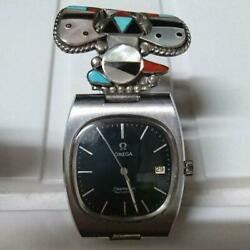 Omega Seamaster Vintage Indian Jewelry Antique Secondhand