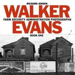 Walker Evans Farm Security Administration Photographs Book One Brand New F...