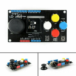 5xjoystick Shield With Wireless Adapter Xbee Apc200 Nrf24l For Uno Mega