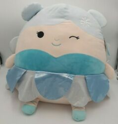 Fiona The Winter Ice Fairy Squishmallow Plush Pillow 20 Kelly Toy