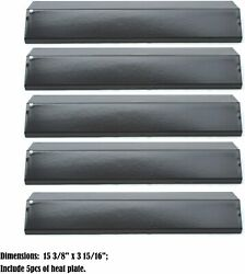 15 3/8'' Gas Grill Heat Shield Plate Replacement Parts For Brinkmann Aussie