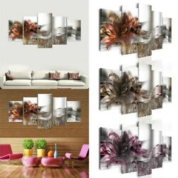 Wall Paintings Picture Decor Unframed Canvas 5PCS Modern Hot Sale Reliable