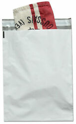 Poly Mailers Envelopes White Self Seal Shipping Bags