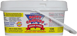 Happy Campers Organic Rv Holding Tank Treatment - 130 Treatments