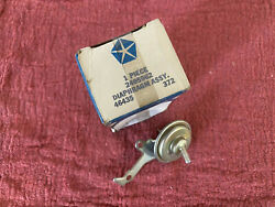 1964 Chrysler Plymouth Choke Pull Off Diaphragm 2495962 Nos Part Holley Carb