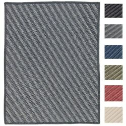 Excalibur Weave Braided Reversible Rug Usa Made