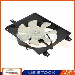 Radiator Cooling Single Fan 620-201 For 1997 Acura Cl 1994-1997 Honda Accord