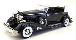 National Motor Museum Mint 1/43 Scale 20102 - 1933 Cadillac Fleetwood - Black