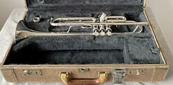 Yamaha Ytr-8335us Xeno 1st Edition Trumpet With Case From Japan