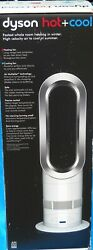 Dyson Hot + Cool W/ Remote Air Multiplier Technology White/grey Model Am05 New