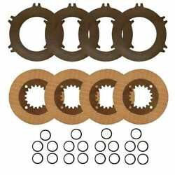 Clutch Pack Repair Kit - Differential Brake Compatible With Case Ih New Holland