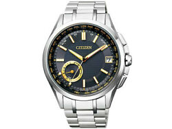 Citizen Atessa Cc3010-51g Limited Ed To 600 Bottles Stay Gold Keep Shining