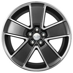 Genuine Gm 21 Wheel Front Painted 19257817