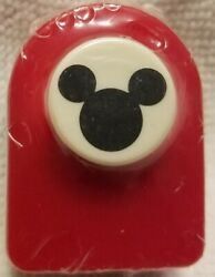 Disney 3/4 Mickey Mouse Paper Punch Card Making, Scrapbooking Confetti