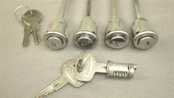 Peterbilt 349 359 362 377 378 379 385 Ignition And 4 Door Locks And Keys With Spares