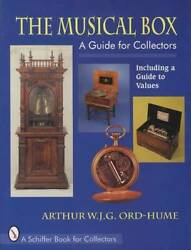 Pre 1900 Antique Disc And Cylinder Music Box Collector Guide Regina Swiss And Others