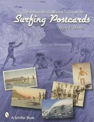 Ultimate Collectors Guide To Vintage Surfing Postcards - Surfboards And Beaches