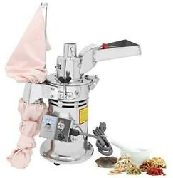 Df-15 Hammer Mill Grinder Commercial Herb Grinder Mill Industrial Automatic