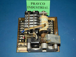Eagle Signal Mt05a6120207 Rotary Switch 6-position 120v 10a Mt0a6120207