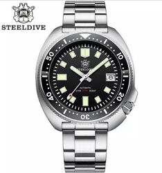 Steeldive Sd1970 Seiko Nh35 Automatic 200m Water Resistance