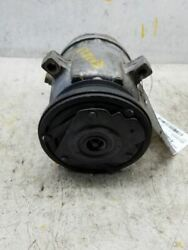 Ac Compressor 6-207 With 4 Oand039clock Mounting Ear Fits 93-96 Lumina Car 1007344