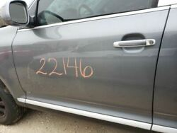 Driver Front Door Electric Tinted Glass Fits 03-06 Porsche Cayenne 608511