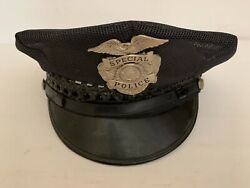 Vintage State Of Arizona Special Police Hat