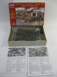 Icm Model Kit 35142 Conflict In The Balkans Kosovo,1999 ...serbian Army 135