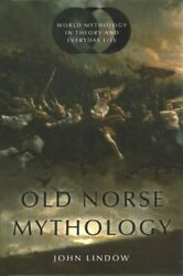 Old Norse Mythology, Hardcover By Lindow, John, Brand New, Free Shipping In T...