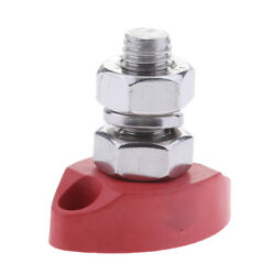 Junction Block Power Post Insulated Terminal Stud 8mm Boat Electrical Parts
