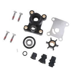 Marine Impeller Water Pump Kit Parts For Evinrude Johnson Omc 9.9/15hp