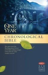 The One Year Chronological Bible 2013, Trade Paperback