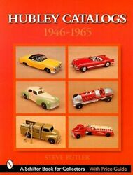 Hubley Toy Catalogs 1946-1965 By Steve Butler Used