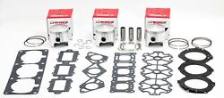 Yamaha Ls2000 And Lx2000 1999-2002 Wiseco .020 Pistons/gaskets - Wk 1312