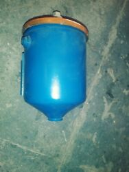 Vintage Oil Filter Canister Ac Ford Chevy Chrysler Rat Rod 235 216 6 Cyl. 47 48