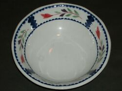 Adams Lancaster Made In England 6.25 Coupe Cereal Bowl Discontinued