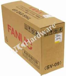 New Sealed Ge Fanuc A06b-6240-h103 Servo Amplifier Andalphaisv 20-b 1-axis 6.5a