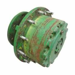 Used Power Wheel Final Drive Gear Head Assembly Compatible With John Deere 3830