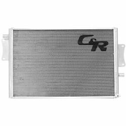 Candr Racing 56-00015 Heat Exchanger 1969 Camaro With Lsa Engine Accepts Vintage A