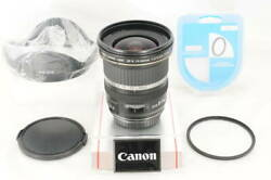 Indoor Photography Only Canon Zoom Lens Ef-s 10-22mm F3.5-4.5 Usm Many