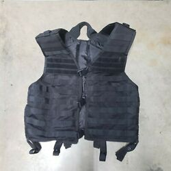 Condor Molle Chest Rig Hardly Used Black Good/new Condition.
